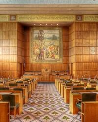 Oregon State House of Representatives in Salem.