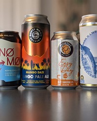 Summertime beer lineup: Imminently crushable.