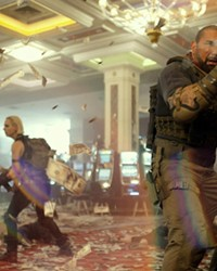 """Dave Bautista makes a killing in Vegas in """"Army of the Dead."""""""