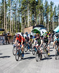 Feeling competitive? An array of options are available this summer for running and cycling enthusiasts of all skill levels. Here, Best of Both riders start their race.