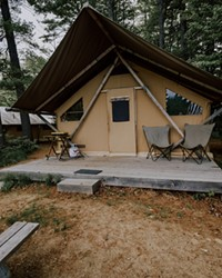 The accessory dwelling units would have to be kept under 900 square feet, meaning it likely won't be able to hold anything larger than a two-bedroom unit.