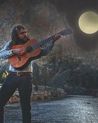 With his first solo album on the horizon, Jeshua Marshall takes aim at the moon and beyond.