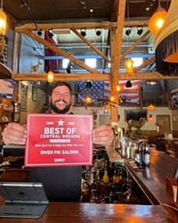 One of our 2020 Best of Central Oregon winners, @riverpigsaloon, is still stoked on their award! Who's going to take home the titles in the 2021 readers' poll! You'll find out when Best of Central Oregon 2021 hits stands August 18! Wait for it... Be sure to tag us @sourceweekly for a chance to be featured here and as the Instagram of the Week in the Cascades Reader.