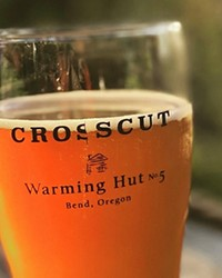 Oktoberfest at Crosscut Warming Hut No. 5 is just one of the several upcoming drink events.