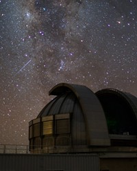 See the Stars at Observatory Nighttime Visits