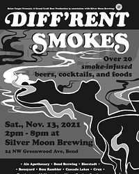 Ticket Giveaway! Win Two Free Tickets to Diff'rent Smokes: Smoked Beers & Cocktails