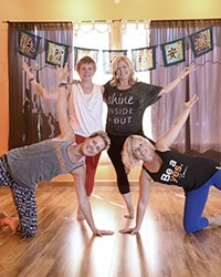 Namaspa Yoga