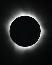 Ever wonder what an eclipse looks like from space? Here ya go.
