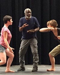 Sneak Peek: Rehearsal for Shakespeare in the Park