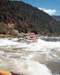 Portions of Oregon's Rogue River were purchased under the FLTFA.