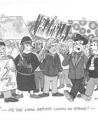 TGIF—On Strike!