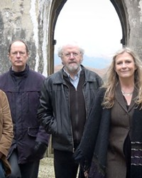 Mairead Ní Mhaonaigh and Altan perform the traditional Irish music of their heritage as part of the Sisters Folk Festival Free Summer Concert Series.