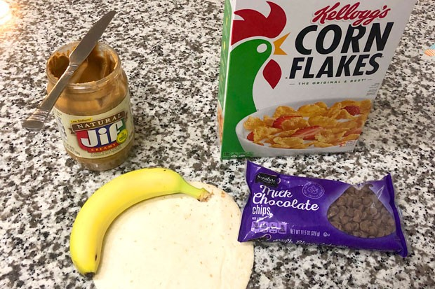 "The ""AJ Special"" can be made—and devoured—in a Jif. - ISAAC BIEHL"