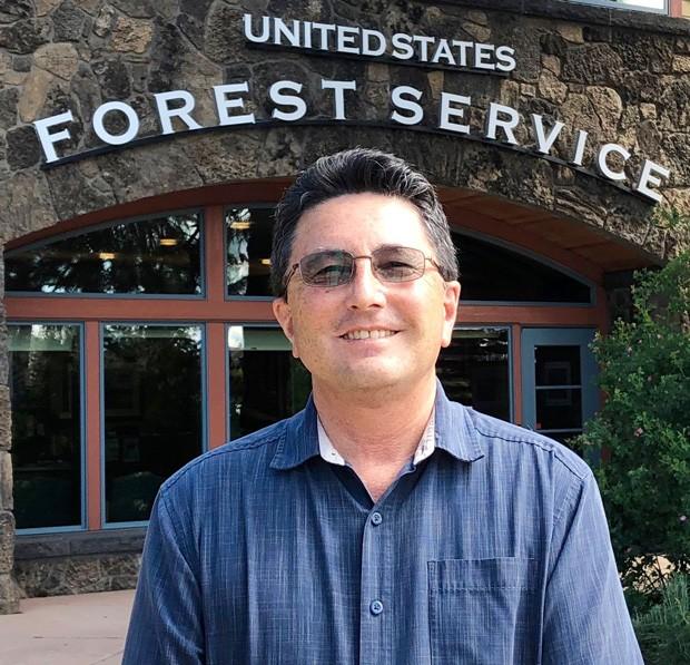 Retired Deschutes National Forest Supervisor, John Allen. - CHRIS MILLER