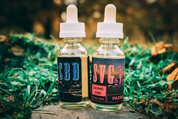 As CBD products expand their popularity, lawmakers are slow to address their legality. - COURTESY VAPING360, FLICKR
