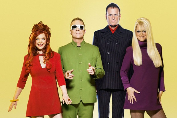 The B-52s have a host of fan favorites—and say they plan to play plenty of them during this weekend's show in Bend. - JOSEPH CULTICE