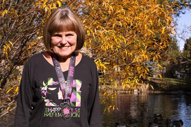 Happy Girls Sisters is Sharlene Tobin's favorite trail race. - LAUREL BRAUNS