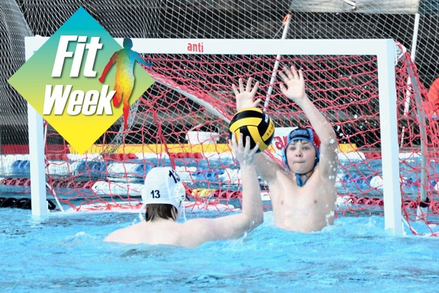The Bend Waves Water Polo Club begins spring season practices in February. - COURTESY CHRIS PERRET