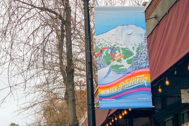 Winter PrideFest is just one of many events that have gotten a boost from Bend Cultural Tourism Fund grants. - TEAFLY PETERSON