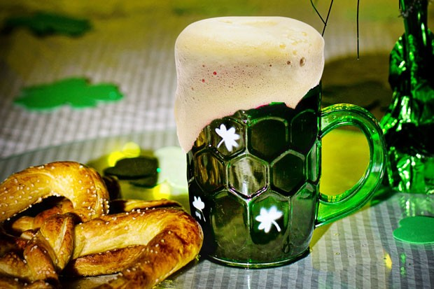 St. Patty's Day--it's not just for green beer anymore. - JILL WELLINGTON, PIXABAY