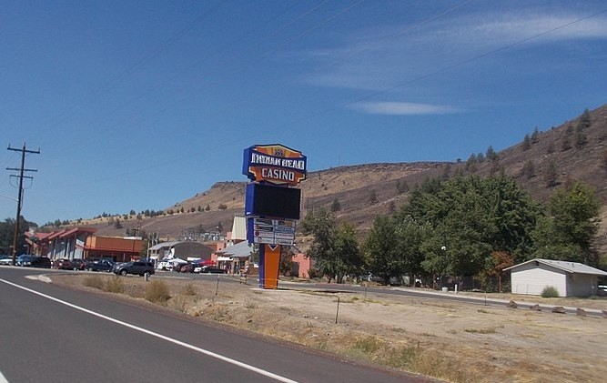 The Indian Head Casino at Warm Springs will open June 11 with social distancing and reduced hours. - WIKIMEDIA
