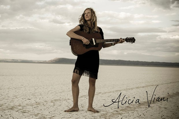 Alicia Viani says she is thrilled to finally perform her new album for fans. - PHOTO BY AMY CASTANO