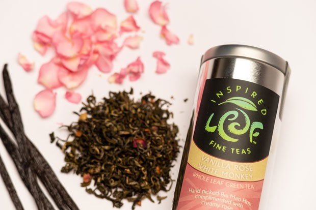 Hand-blended teas made right here in Bend. - COURTESY OF INSPIRED LEAF TEAS