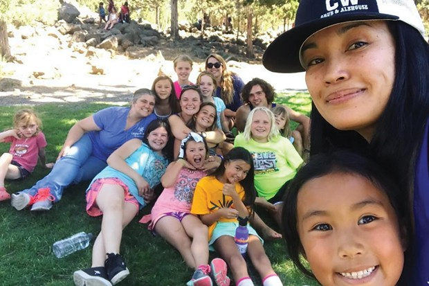 Round out the summer with Camp Fire's Tumalo Day Camp - SUBMITTED