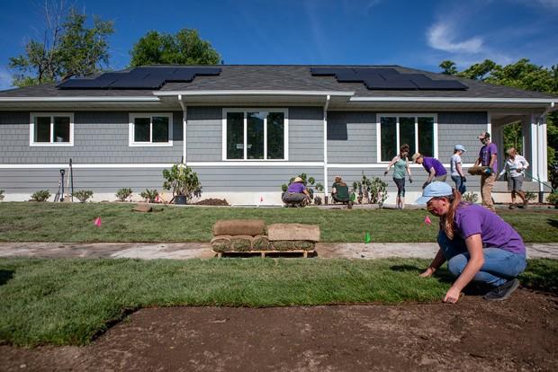 BENJAMIN ZACK / WEBER STATE UNIVERSITY, COURTESY DEPT OF ENERGY SOLAR DECATHLON FLICKR