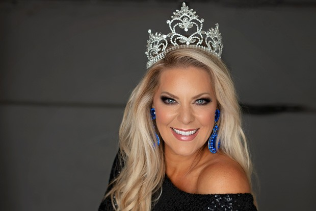 Tara Songey says that representing Oregon in the Mrs. America pageant has been a positive experience. - COURTESY TARA SONGEY