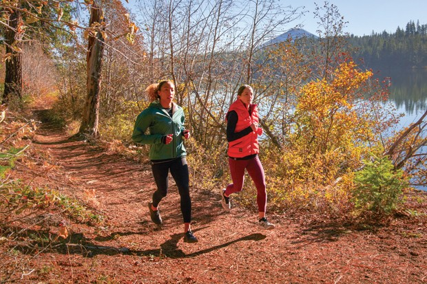 Live to run; run to live. Local running experts continue to put in the work to prepare for certain races. - MIGHTY CREATURE CO.