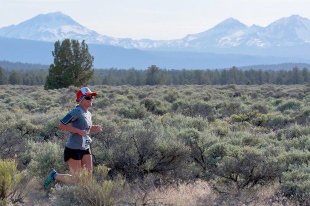 Catch some views while racking up the miles with the Bend Trail Race Series, coming this summer. - COURTESY BEND TRAIL SERIES