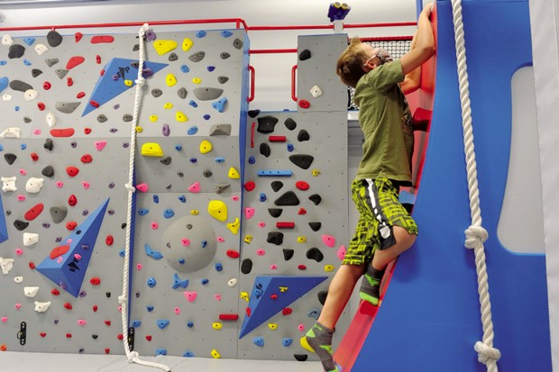 Ninja Warrior classes are serious fun at Free Spirit Bend. - FREE SPIRIT YOGA + FITNESS + PLAY