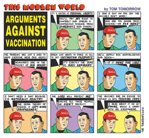 TOM TOMORROW