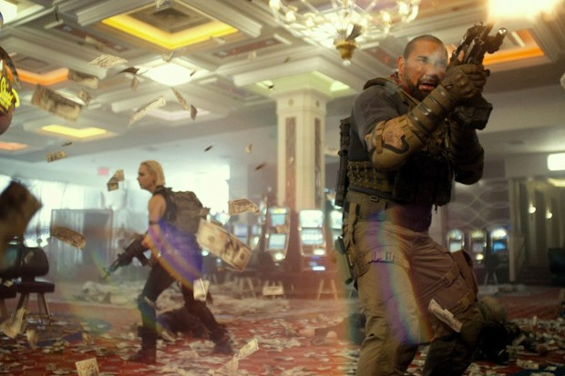 """Dave Bautista makes a killing in Vegas in """"Army of the Dead."""" - PHOTO COURTESY OF NETFLIX"""