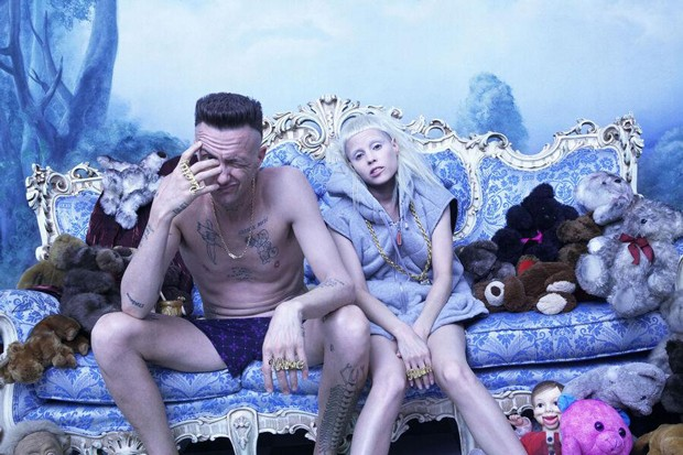 As Die Antwoord can attest, procuring concert ticket refunds can be a poke in the eye. - COURTESY DIE ANTWOORD