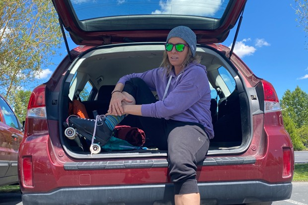 With an uptick in local high desert roller sports, skates or quads have been among the items difficult to obtain during pandemic-related outdoor gear shortages. - K.M. COLLINS