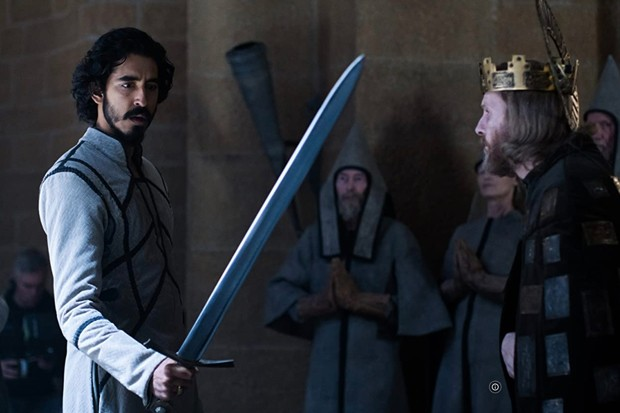 """Dev Patel carries every frame of """"The Green Knight."""" - COURTESY OF A24"""