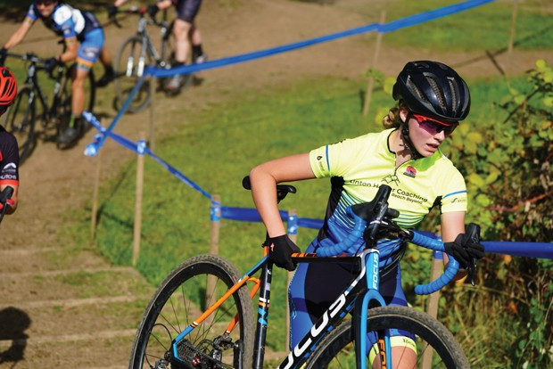 Local teen, Natasha Visnack, is headed to the Olympic Development Academy for Cycling. - DAVID VISNACK