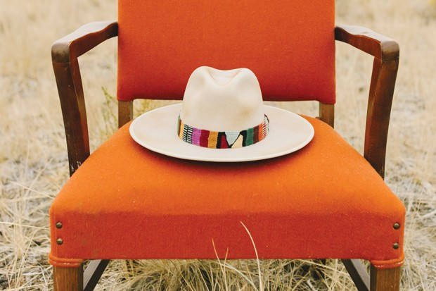 Dutch + Bow  Totonicapan Handmade Wool Hat by Hampui Hats, $330 - DREW CECCHINI