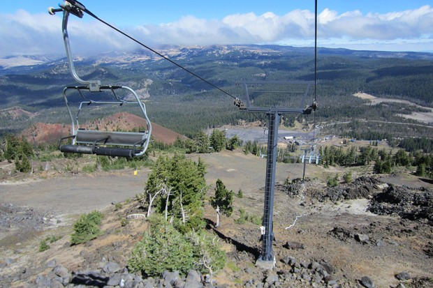 The views are different riding down Pine Marten ski lift in the summer months. - COURTESY ANOTHER BELIEVER/WIKIMEDIA
