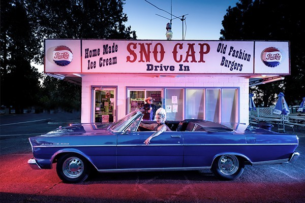 Sno Cap Drive-In