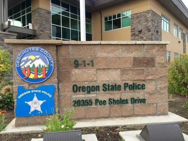 Oregon State Police Forensic Division Services regional lab in Bend.
