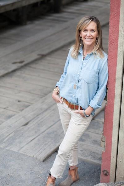 Amanda Stuermer, co-founder of World Muse.