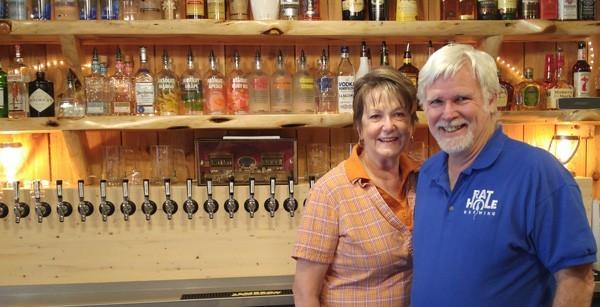 Al and Susan Toepfer