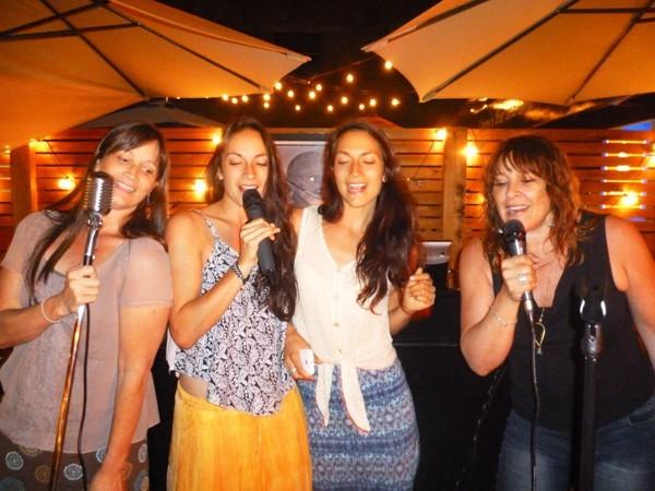 Karaoke is popular in Bend and many places host Karaoke nights a week.