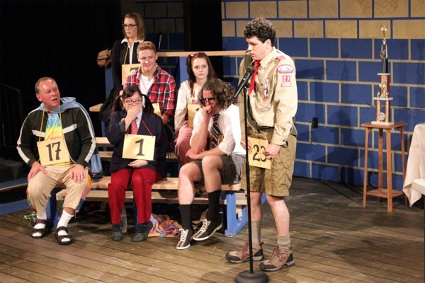 The 25th Annual Putnam County Spelling Bee at 2nd Street Theater.