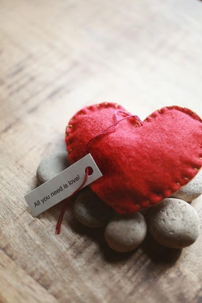 Last year an anonymous group bombed Minnesota Avenue with 600 felt hearts on Valentine's Day. Those out and about this Sunday might keep an eye out for more.
