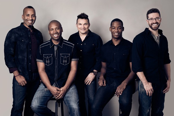 Hear Bend A Cappella headliners The House Jacks Saturday night at the Tower Theatre.