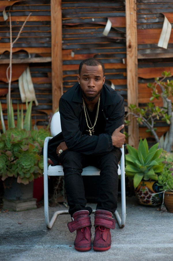 Toronto artist Tory Lanez brings his mix of sound to the Midtown Ballroom November 9.